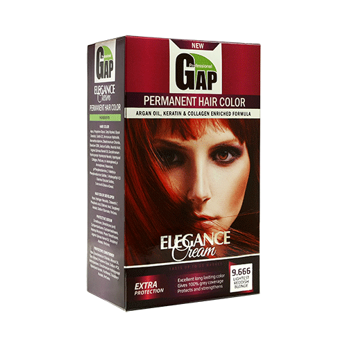 GAP Hair color for women